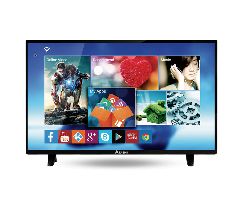 ATASHII Smart TV | NA-39LSU1