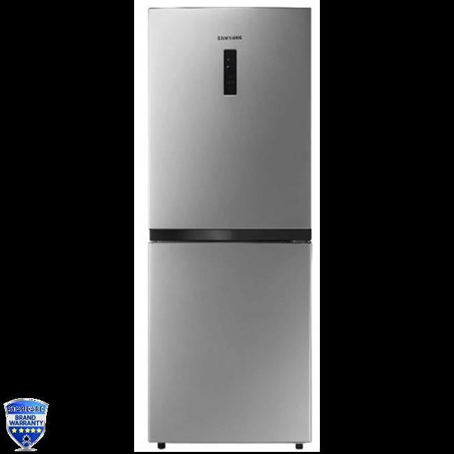 Samsung Bottom Mount Refrigerator | RB21KMFH5SE/D3 | 218 L-Silver