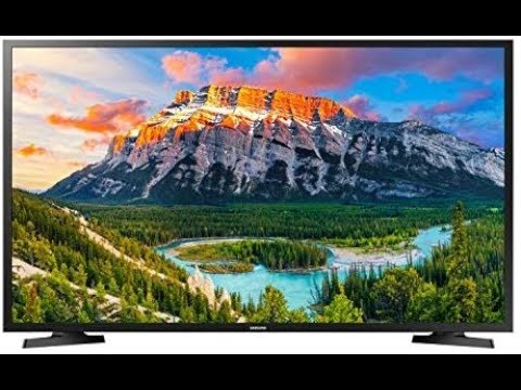 "SAMSUNG | 49"" Full HD Smart LED TV UA49N5300ARSER"