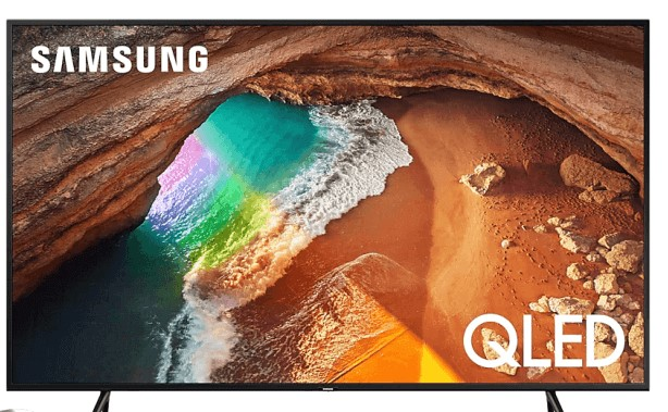 "SAMSUNG | 65"" Q60 4K Smart QLED TV (2019)"