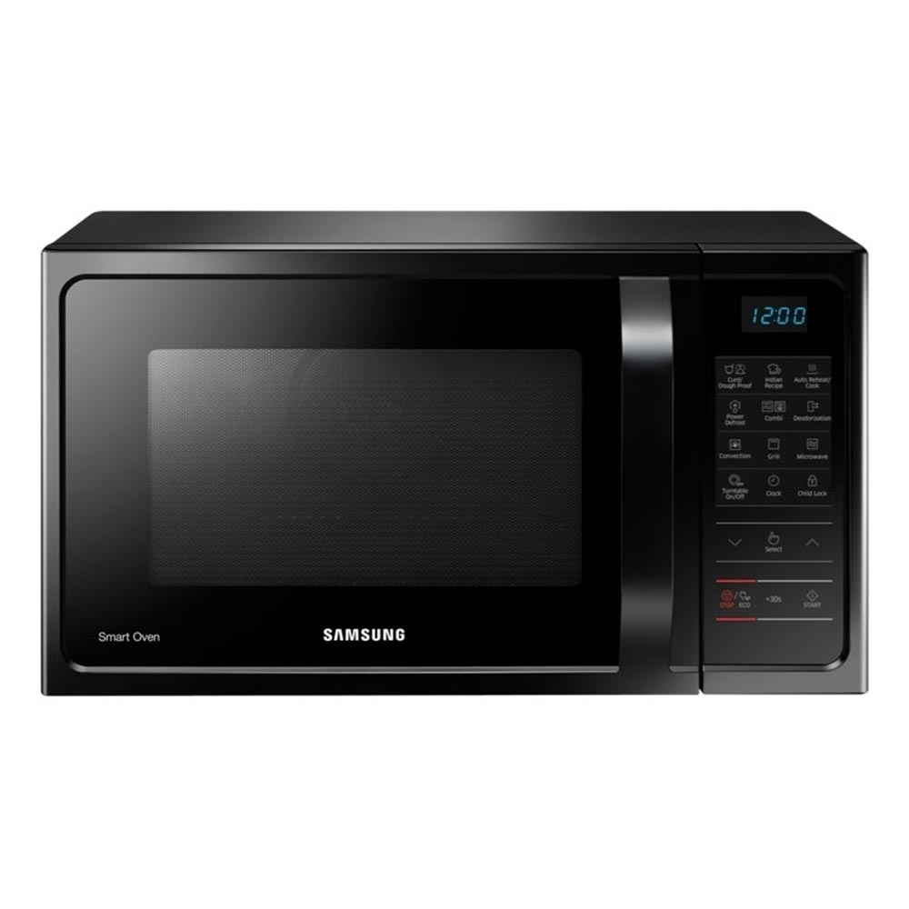 SAMSUNG |  Convection Microwave Oven with Ceramic Cavity, 28 L | MC28H5023AK