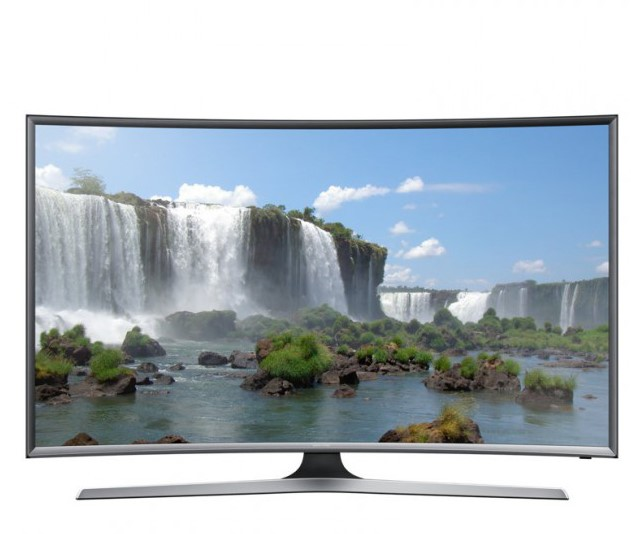 SAMSUNG | 120.9cm (48) 48J6300 6 Series Curved Full HD Smart LED TV