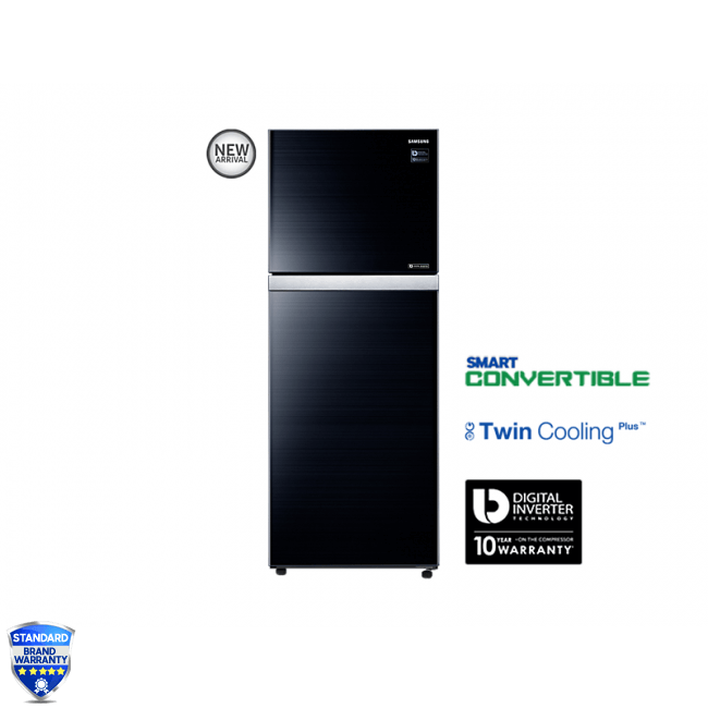Samsung Refrigerator | RT39K5062GL/D2 FF 394 L