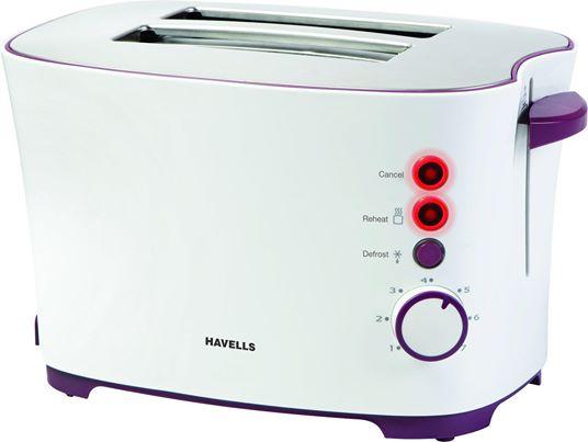 Havells Toaster GOCPTBDW08551