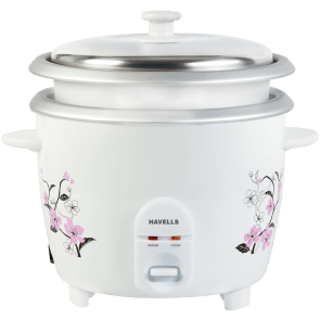 Havells Rice Cooker (Single Bowl) GOCRCBYW07051
