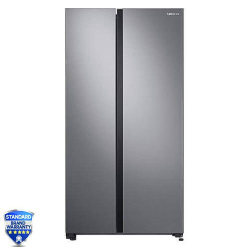 Samsung Refrigerator 647 L No Frost  Side-by-Side Double Door | RS72R5001M9/TL