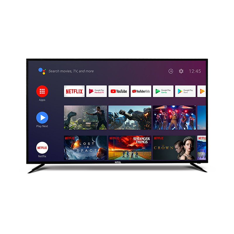 NITOL 4K Smart TV | NLT-55LSU-Pro